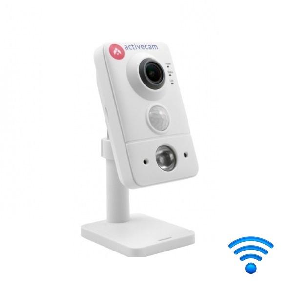 """wi-fi-kamery, ip-kamery - IP камера видеонаблюдения ActiveCam AC-D7141IR1 (2.8 мм) - В основу ActiveCam AC-D7141IR1 положен 1/3"""" CMOS-сенсор с чувствительностью 0.005 Люкс при F1.8 (0 Люкс с включенными ИК-диодами), максимальным разрешением 2592x1520 и скоростью трансляции видеопотока 18 Fps, начиная с 3 Мп (2048x1536) и ниже – реалтайм (25 Fps). Устройство поддерживает работу в режиме «день/ночь» и снабжено механическим ИК-фильтром для коррекции цветопередачи в светлое время суток и увеличения уровня чувствительности в темное. ИК-подсветка с дальностью действия до 10 метров дает возможность осуществления качественного ночного наблюдения на объектах, необорудованных дополнительными источниками света, или в тех ситуациях, если свет неожиданно погас. В ActiveCam AC-D7141IR1 заложена поддержка DualStream, предназначенного для снижения нагрузки на видеорегистратор и сеть, а также для упрощения доступа через «всемирную паутину». Компрессия отснятых материалов производится с помощью видеокодека H.264. - primcam.ru - primcam_ru - примкам - videonabludenie vladivostok"""