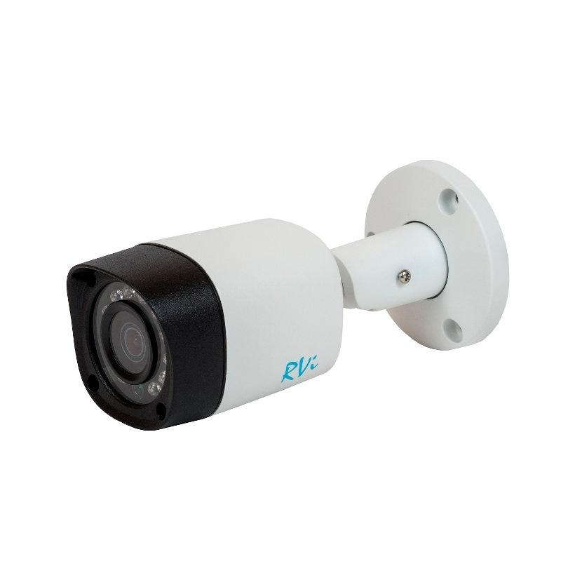 """ulichnye-kamery, hd-cvi-kamery, kamery-videonabljudenija - Камера видеонаблюдения RVi-HDC411-C (3.6 мм) - RVi-HDC411-C (3.6 мм) HD CVI цветная уличная со встроенной ИК подсветкой (механический ИК-фильтр), ДЕНЬ/НОЧЬ; 1/4"""" КМОП, 1 МП (1280х720); 0.01лк /0.05 лк/ 0лк с вкл ИК; f=3.6мм; S/N: более 52dB; Дальность ИК подсветки до 20 м (IR-control), DC12В/250мА, –40°...+50°, IP66, Ø95x154мм; Дальность передачи сигнала (коаксиальный кабель): До 800 м Описание товара - primcam.ru - primcam_ru - примкам - videonabludenie vladivostok"""
