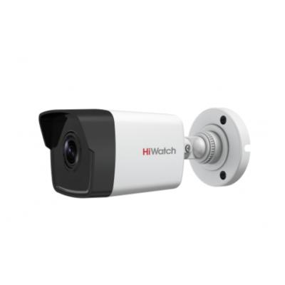 ip-kamery - IP камера видеонаблюдения HiWatch DS-I200 (4 мм) - HiWatch DS-I200 (2.8 мм) IP 2 Мп уличная; 1/2.8'' Progressive Scan CMOS; 1920х1080 - 25 к/с; 2.8 мм; 0.01/0 Лк; ИК подсветка 30 м; механический ИК-фильтр; DWDR; 3D DNR; BLC; Smart ИК; 12 DC/PoE; 6.5 Вт; IP67; -40...+60°C; 69.1 × 66 х 172.7 мм - primcam.ru - primcam_ru - примкам - videonabludenie vladivostok