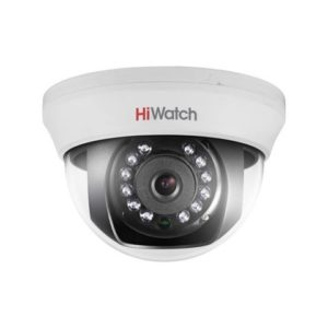 vnutrennie-kamery, analogovye-kamery, hd-tvi-kamery, kamery-videonabljudenija - Камера видеонаблюдения HiWatch DS-T201 (3.6 мм) - DS-T201 (3.6мм) 2Мп внутренняя купольная HD-TVI камера с ИК-подсветкой до 20м 1/2.7 CMOS матрица объектив 3.6 мм, угол обзора 82.2° механический ИК-фильтр 0.01 Лк@F1.2 Smart ИК DNR видеовыход: 1 х HD-TVI -20°С...+45°С 12В DC±15%, 4Вт макс - primcam.ru - primcam_ru - примкам - videonabludenie vladivostok