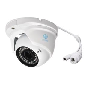 ip-kamery - IP камера видеонаблюдения O'Zero NC-VD21 (2.8 - 12 мм) - Антивандальная IP-камера NC-VD21P (2.8-12) обеспечивает передачу видеопотока с разрешением до 2 Мп (1920x1080)–25 к/с, 720P (1280×720) 25 к/с, ИК-40м - primcam.ru - primcam_ru - примкам - videonabludenie vladivostok