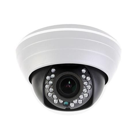 """ip-kamery - IP Камера видеонаблюдения Praxis PP-7141IP (2.8 - 12 мм.) - IP купольная со ИК подсветкой (21 LED, дальность до 20м), 1/3"""" SONY 2.1 Mp CMOS Sensor TI DaVinci™ (1920x1080 25к/с), AGC(авто), 0.1лк (0 лк с вкл. IR), день/ночь (мех. IR-фильтр, авто), f=2.8-12.0мм; S/N>50дБ, эл.затвор 1/50~1/100000 (авто); питание -12В/PoE, 99x149мм, 750г - primcam.ru - primcam_ru - примкам - videonabludenie vladivostok"""