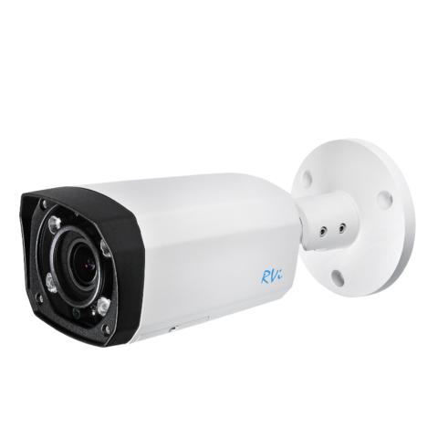 """ulichnye-kamery, hd-tvi-kamery, hd-cvi-kamery, ahd-kamery - Камера видеонаблюдения RVi-HDC421 (2.7 - 12 мм) - Видеокамера 4х форматная (AHD/TVI/CVI/960h) Mix-HD цветная уличная со встроенной ИК подсветкой (механический ИК фильтр), ДЕНЬ/НОЧЬ; 1/2.7"""" КМОП 2МП(1920x1080) ; 0,02/0 лк (ИК-подсветка) F1.4; f=2.7-12 мм; дальность ИК подсветки 60 м; BLC / DWDR; S/N: 65 dB; DC12 В /700 мА; 215 × 90 × 90 мм; -40°…+60°C.; IP-67; Для перевода камеры из одного стандарта в другой необходим контроллер RVi-UTC01 - primcam.ru - primcam_ru - примкам - videonabludenie vladivostok"""
