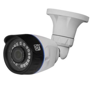 ulichnye-kamery, analogovye-kamery, hd-tvi-kamery, hd-cvi-kamery, ahd-kamery, kamery-videonabljudenija - Камера видеонаблюдения ST-2003 V.3,4 (2.8 мм) - ST-2003 (версия 3,4) (2,8mm), Видеокамера цветная,уличная 4-in-1 (4 режима работы: AHD/TVI/CVI/Analog), с ИК подсветкой, Матрица: 1/2.7 CMOS, Разрешение: 2МП (1080P)/960H, Фокусное расстояние: 2,8mm (121,3 гр), Дальность ИК подсветки: до 25 м, 18 SMD СИД, Минимальное освещение: 0,05/0 Лк с ИК, Электронный затвор: Авто 1/50-50000, Напряжение питания: Стабилизированное 12V-+10%, Ток потребления: Не более 0,35 А, OSD-меню * только в режиме TVI из в/регистраторов линейки ST-TVI PRO, ИК-фильтр: IR-Cut Filter, Компенсация заднего света: BLC, Технология подавления шумов в изображении: 2DNR, Расширение диапазона: D-WDR, Сенсор ночи, MP оптика, 25к/сек RealTime, Механизм крепления видеокамеры: 3D-ось, Рабочая температура: -45...+60°C - primcam.ru - primcam_ru - примкам - videonabludenie vladivostok