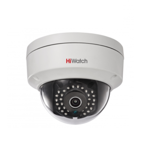 ulichnye-kamery, ip-kamery, kamery-videonabljudenija - IP камера видеонаблюдения HiWatch DS-I122 (2.8 мм) - DS-I122 1.3Мп уличная купольная IP-камера с ИК-подсветкой до 15 м, 960P@25к/с, 720P@25к/с, 1/3'' Progressive Scan CMOS объектив 2.8 угол обзора 92.5° механический ИК-фильтр 0.01Лк@F1.2 DWDR 3D DNR BLC Smart ИК -40°C до +60°C 12В ±10%, 7 Вт макс - primcam.ru - primcam_ru - примкам - videonabludenie vladivostok