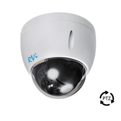 """ulichnye-kamery, povorotnye-kamery, oblachnye-kamery-i-s-zapisju-na-kartu-pamjati, ip-kamery, kamery-videonabljudenija - Поворотная IP камера видеонаблюдения RVi-IPC52Z12i (5.1-61.2 мм) - RVi-IPC52Z12i Скоростная купольная IP-камера 1/2,7"""" КМОП, 2 мегапикселя Формат сжатия: H.264/MJPEG Разрешение и скорость трансляции: 1920х1080 (25 к/с), 1280х720 (50 к/c) Нижний порог чувствительности: 0,05 лк @ F1.6 цвет / 0.005 лк @ F1.6 ч/б Объектив моторизированный с 4-х кратным оптическим увеличением: 2,7-11 мм Поворот: 0.1° - 100° /с Наклон: 0.1° - 60° /с Режим «день-ночь»: Механический ИК-фильтр Запись на micro SD карту до 128 ГБ Питание: PoE / DC 12 В, не более 12 Вт Соответствие стандартам ONVIF 2.2 Класс защиты: IK10, IP66 Диапазон рабочих температур: -40…+60°С - primcam.ru - primcam_ru - примкам - videonabludenie vladivostok"""