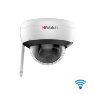 ulichnye-kamery, wi-fi-kamery, ip-kamery, kamery-videonabljudenija - Уличная Wi-Fi камера видеонаблюдения HiWatch DS-252W - Разрешение 2Мп, IP66, ИК-подсветка до 30 м, Wi-Fi - primcam.ru - primcam_ru - примкам - videonabludenie vladivostok