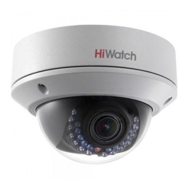 ulichnye-kamery, ip-kamery, kamery-videonabljudenija - IP камера видеонаблюдения HiWatch DS-I128 (2.8-12 мм) - DS-I128 1.3Мп уличная купольная IP-камера с ИК-подсветкой до 20м 1/3'' Progressive Scan CMOS объектив 2.8-12мм угол обзора 98.4°-30.2° механический ИК-фильтр 0.01Лк@F1.2 DWDR 3D DNR BLC Smart ИК встроенный слот для microSD карты до 128Гб IP66 IK10 -40°C до +60°C 12В ±10%, 5.5Вт макс - primcam.ru - primcam_ru - примкам - videonabludenie vladivostok
