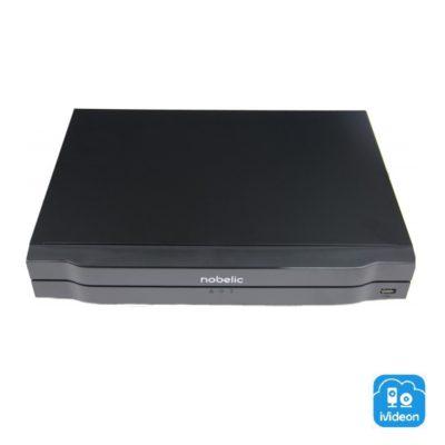 videoregistratory - Видеорегистратор 4-х канальный Nobelic NBLR-H0401 c сервисом Ivideon - Поддержка облачного сервиса Ivideon, просмотр видео в любом веб-браузере, мобильные приложения для просмотра видео iOS, Android и Windows Phone, надежное шифрование передаваемых данных - primcam.ru - primcam_ru - примкам - videonabludenie vladivostok
