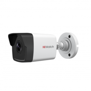 ulichnye-kamery, kamery-videonabljudenija, ip-kamery - IP камера видеонаблюдения HiWatch DS-I100(B) (6 мм) - DS-I100 (B) (6 mm) 1Мп уличная цилиндрическая IP-камера с ИК-подсветкой до 30м 1/4'' Progressive Scan CMOS матрица; объектив 2.8мм; угол обзора 92°; механический ИК-фильтр; 0.01Лк@F1.2; DWDR; 3D DNR; BLC; EXIR Smart ИК; видеобитрейт 32кб/с - 2Мб/с; IP67; -40°C до +60°C; 12В ±25%/PoE (802.3af); 5Вт макс. - primcam.ru - primcam_ru - примкам - videonabludenie vladivostok