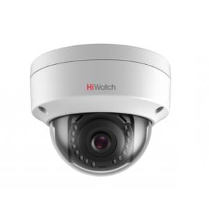 ulichnye-kamery, ip-kamery, kamery-videonabljudenija - IP камера видеонаблюдения HiWatch DS-I102 (4 мм) - DS-I102 1Мп уличная купольная IP-камера 1/4 Progressive scan CMOS, 0.01лк @( F1.2, AGC вкл.), 0лк с вкл ИК, 4 мм, 74°, Механический ИК-фильтр с автопереключением, H.264/MJPEG, 1280×720 @25 к/с, DWDR, 3D DNR, BLC, ROI, 1 RJ45 10M /100M Ethernet, DC12В±25% / PoE(IEEE 802.3af), макс. 4Вт, -40°С — 60°С, IP67, IK10, ИК до 30м, Smart ИК, Металл/ Пластик, Ø 111 х 82мм, 0.5 кг - primcam.ru - primcam_ru - примкам - videonabludenie vladivostok