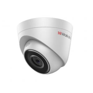 "ulichnye-kamery, ip-kamery, kamery-videonabljudenija - IP камера видеонаблюдения HiWatch DS-I103 (4 мм) - <div class=""product-introtext on-page"">  DS-I103 1Мп уличная купольная IP-камера 1/4 Progressive scan CMOS, 0.01лк @( F1.2, AGC вкл.), 0лк с вкл ИК, 4 мм, 74°, Механический ИК-фильтр с автопереключением, H.264/MJPEG, 1280×720 @25 к/с, DWDR, 3D DNR, BLC, ROI, 1 RJ45 10M /100M Ethernet, DC12В±25% / PoE(IEEE 802.3af), макс. 4Вт, -40°С — 60°С, IP67, IK10, ИК до 30м, Smart ИК, Металл/ Пластик, Ø 85.5 х 70мм, 0.5 кг  </div> - primcam.ru - primcam_ru - примкам - videonabludenie vladivostok"